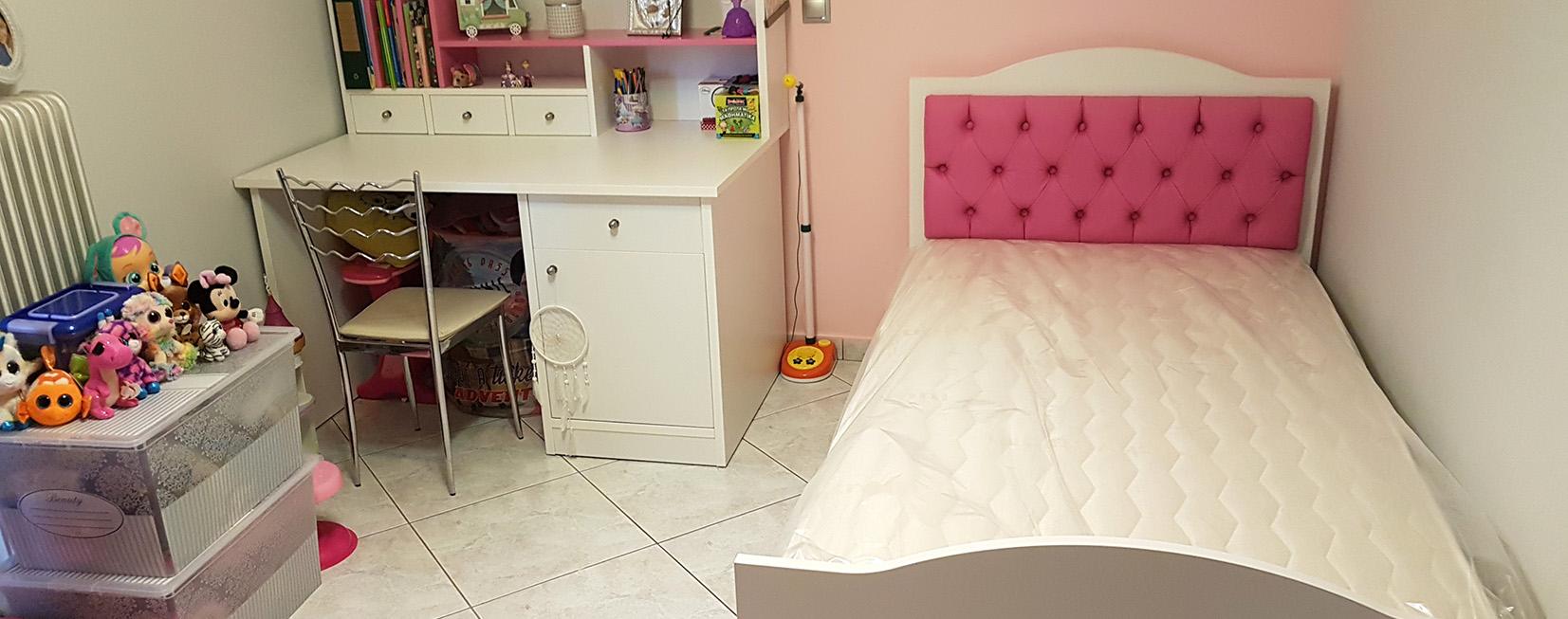 κόντος παιδικό δωμάτιο